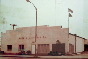 Danforth's Original Headquarters in Buffalo, NY