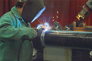 Danforth Pipe Fabrication Services
