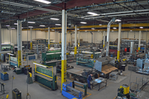 Danforth Fabrication Services