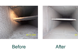 Danforth Offers NADCA Duct Cleaning Services