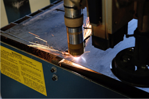 Danforth Sheet Metal Fabrication Services